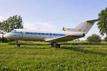 032 - Poland - Air Force Yakovlev Yak-40