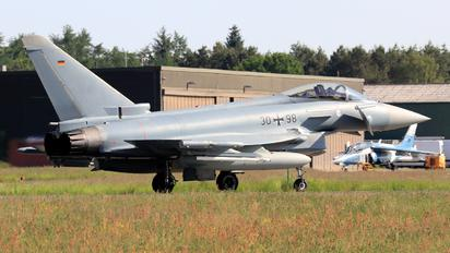 30+98 - Germany - Air Force Eurofighter Typhoon S