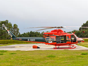 D-HAFI - Rotorsun Bell 412EP