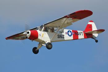 D-ECAF - Private Piper PA-18 Super Cub