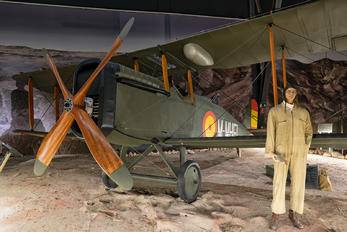 M-MHEI - Spain - Air Force de Havilland DH-4