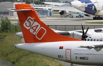 F-WWEU - Fly540 ATR 72 (all models)