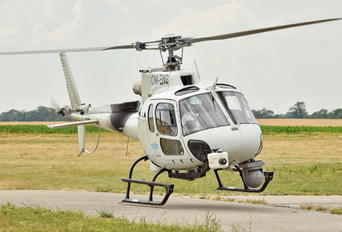 OM-ENG - Private Aerospatiale AS350 Ecureuil / Squirrel