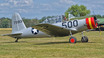 N71502 - Private Consolidated Vultee BT-13B