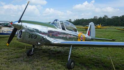N950DH - Private de Havilland Canada DHC-1 Chipmunk