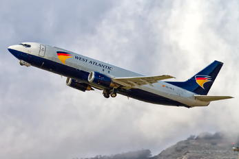 EC-NLS - Swiftair Boeing 737-400SF