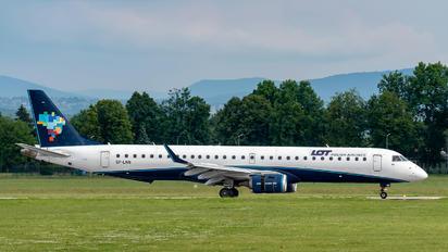 SP-LNN - LOT - Polish Airlines Embraer ERJ-195 (190-200)