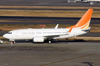 HL7227 - Private Boeing 737-700 BBJ