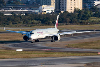 A7-AND - Qatar Airways Airbus A350-1000