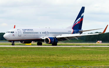 VP-BNC - Aeroflot Boeing 737-800