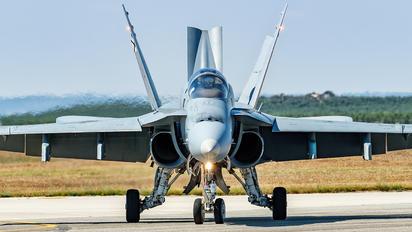 C.15-61 - Spain - Air Force McDonnell Douglas EF-18A Hornet