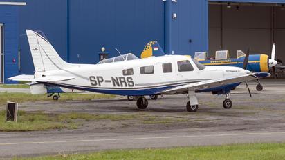 SP-NRS - Private Piper PA-32 Saratoga
