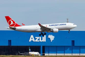 TC-JOO - Turkish Cargo Airbus A330-200F