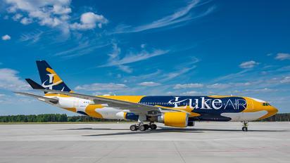 9H-RTU - Luke Air Airbus A330-200