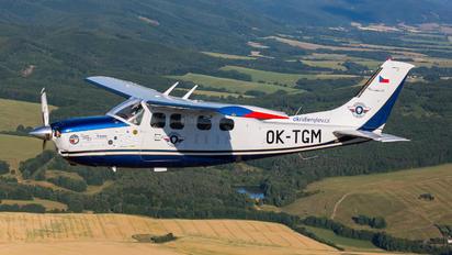 OK-TGM - Private Cessna P210N Pressurised Centurion