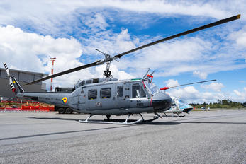 FAC4420 - Colombia - Air Force Bell UH-1H Iroquois