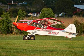 OK-TUR14 - Private Zlin Aviation Savage Classic