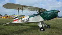 D-MLSF - Private Bücker Bü.131 Jungmann aircraft