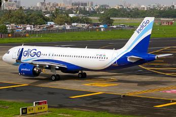 VT-ISE - IndiGo Airbus A320 NEO
