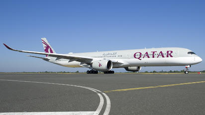 A7-ANS - Qatar Airways Airbus A350-1000