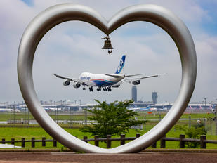 JA18KZ - Nippon Cargo Airlines - Airport Overview - Photography Location