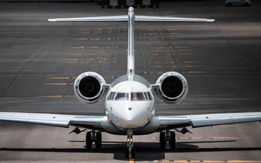 HB-JRJ - Execujet Europa AS Bombardier BD-700 Global 5500