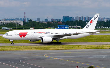 VP-BLI - Red Wings Boeing 777-200ER