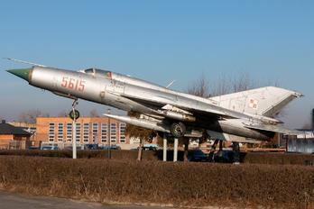 5615 - Poland - Air Force Mikoyan-Gurevich MiG-21PFM