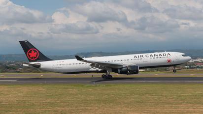 C-GFAF - Air Canada Airbus A330-300