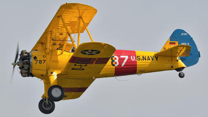 D-EQXL - Private Boeing Stearman, Kaydet (all models)