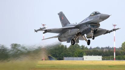 4067 - Poland - Air Force Lockheed Martin F-16C block 52+ Jastrząb