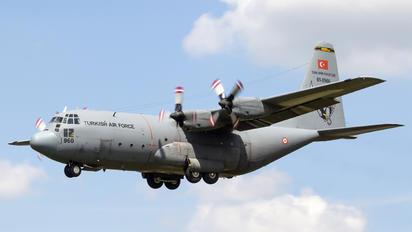 61-0960 - Turkey - Air Force Lockheed C-130B Hercules