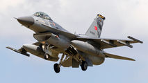 91-0012 - Turkey - Air Force General Dynamics F-16C Fighting Falcon aircraft