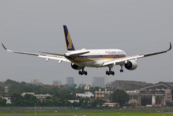 9V-SHK - Singapore Airlines Airbus A350-900