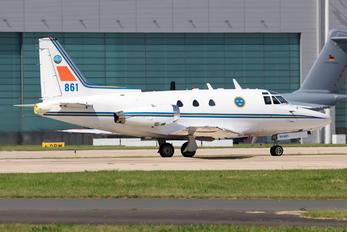 86001 - Sweden - Air Force North American Tp86 Sabreliner