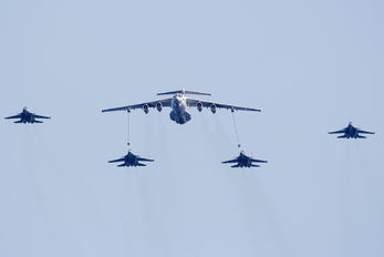 7T-WIN - Algeria - Air Force Ilyushin Il-78