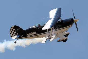 N88NL - Private Pitts S-2B Special