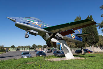 """MM6248 - Italy - Air Force """"Frecce Tricolori"""" Fiat G91"""