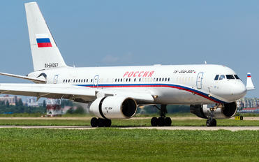 RA-64057 - Rossiya Special Flight Detachment Tupolev Tu-204