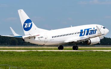 VQ-BPQ - UTair Boeing 737-500