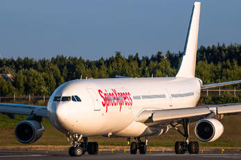 9H-JAI - SpiceJet - SpiceXpress Airbus A340-300