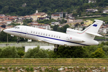MM62244 - Italy - Air Force Dassault Falcon 900 series