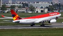 F-WWYI - Avianca Airbus A330-200 aircraft