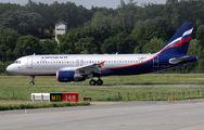 F-WWBN - Aeroflot Airbus A320 aircraft