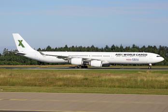 9H-FFC - Air X World Cargo (Air X Charter) Airbus A340-600