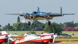 The Flying Bulls North American B-25J Mitchell N6123C at Leszno - Strzyżewice airport