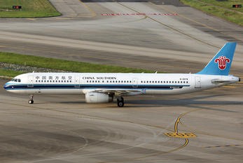 B-6978 - China Southern Airlines Airbus A321