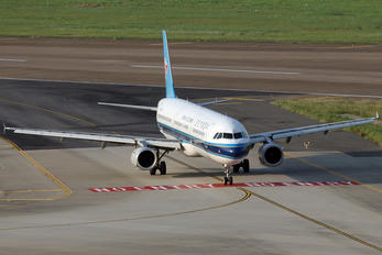 B-6913 - China Southern Airlines Airbus A321