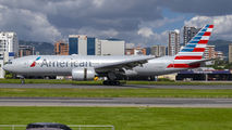 American 777 brought vaccines to Guatemala  title=