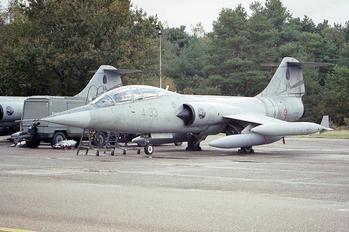 MM54250 - Italy - Air Force Lockheed TF-104G Starfighter